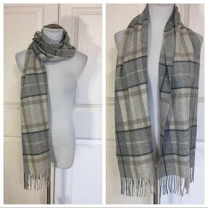 Cashmere Neiman Marcus scarf